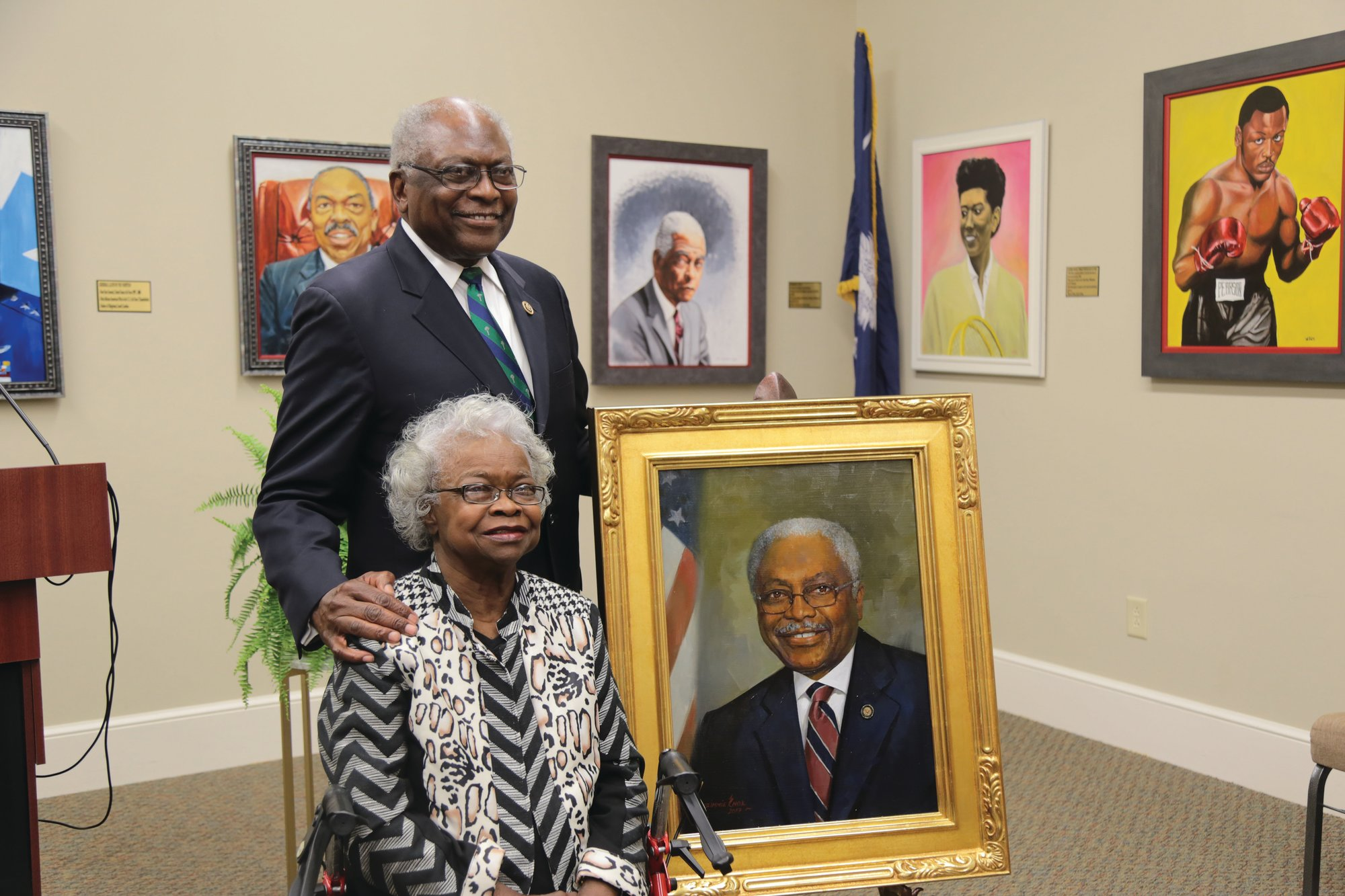 Wife of Rep. Clyburn dies, remembered fondly | The Sumter Item