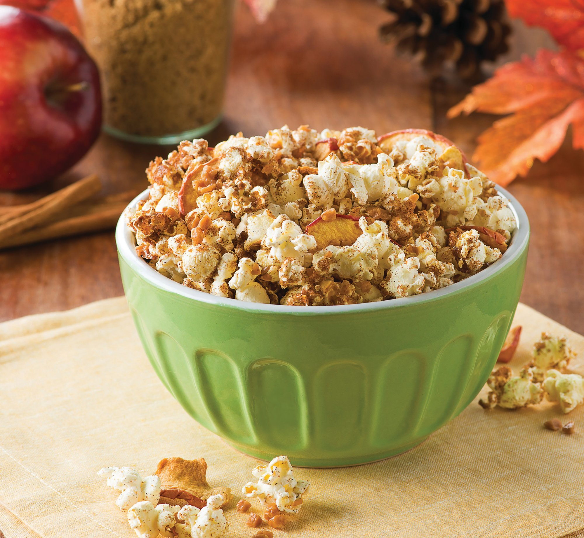 DOWN HOME APPLE PIE POPCORN