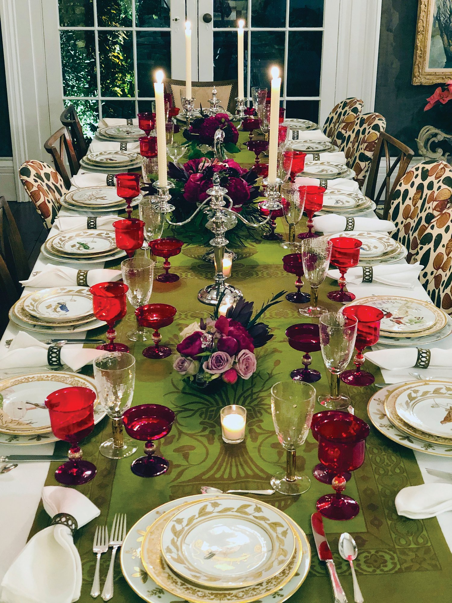 Simple can be gorgeous when setting a holiday table  The Sumter Item