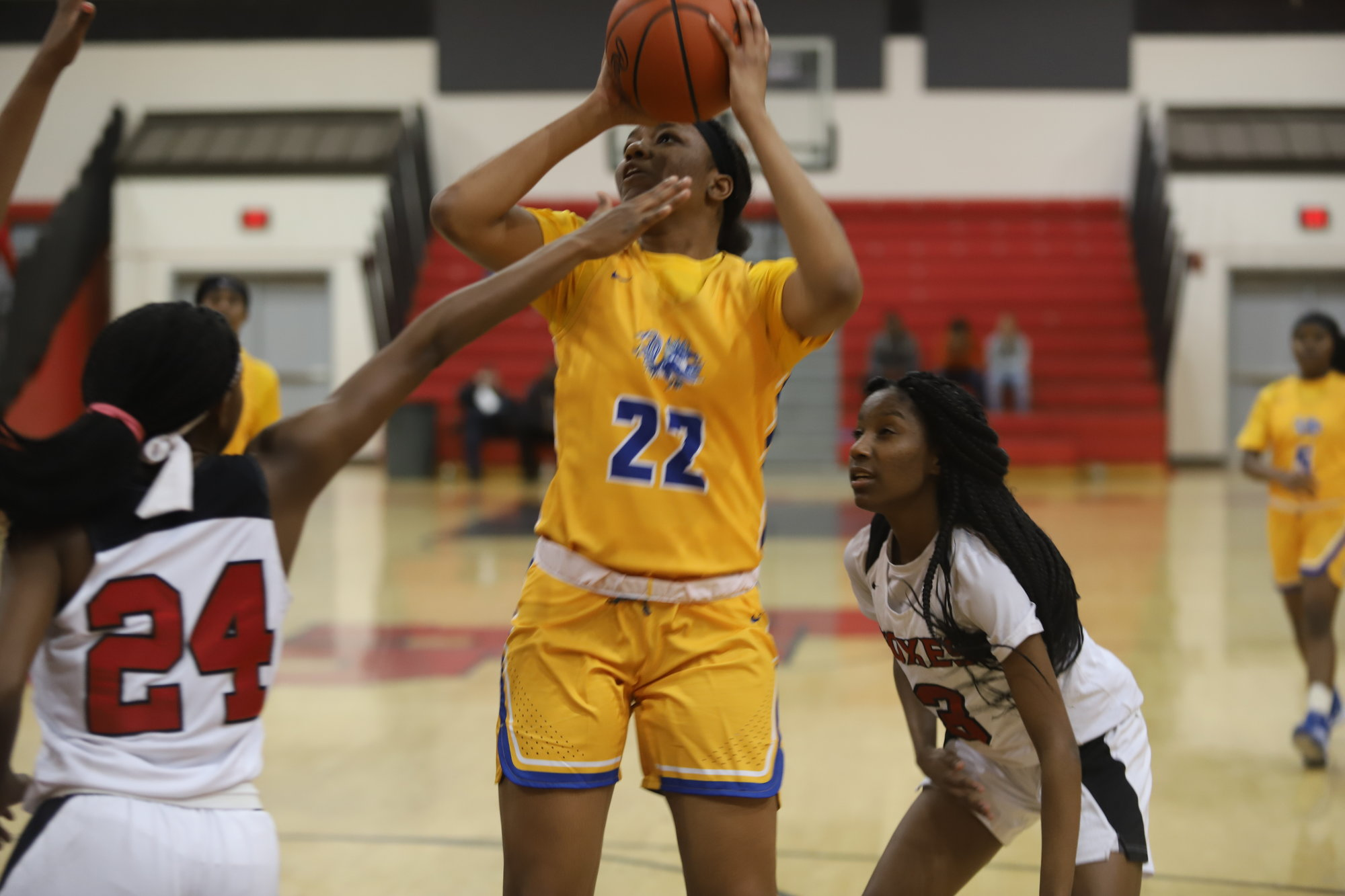 The Sumter girls are ranked fifth in 5A on the newest SCBCA polls.