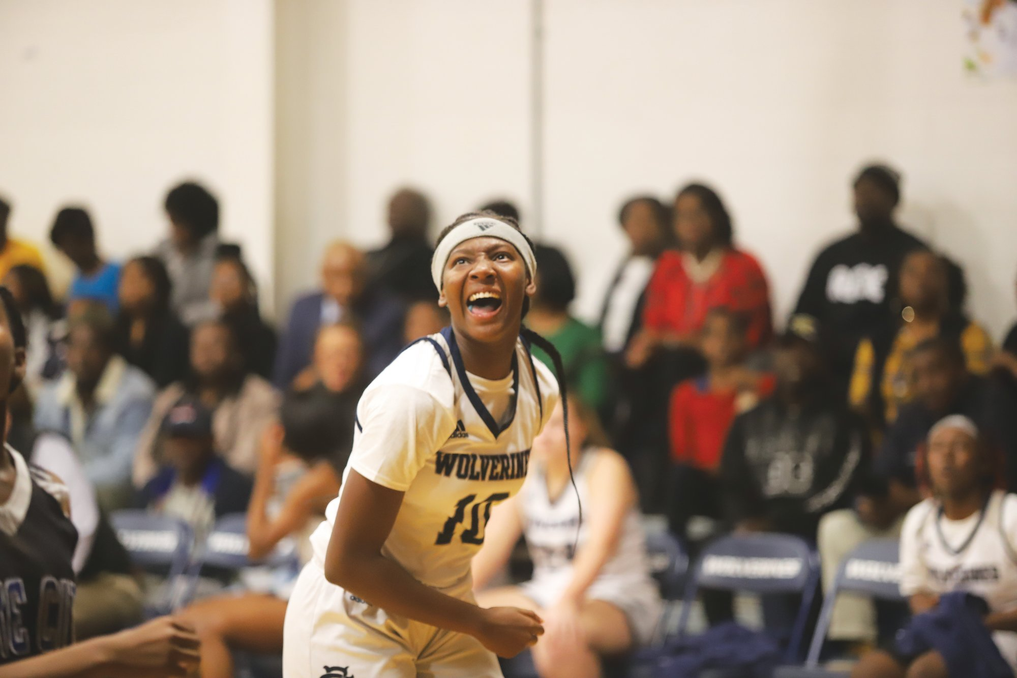 East Clarendon's Talaysia Cooper, who is just 14 points shy of 2,000 for her career, and the Lady Wolverines will host Kingstree on Tuesday for a region matchup.