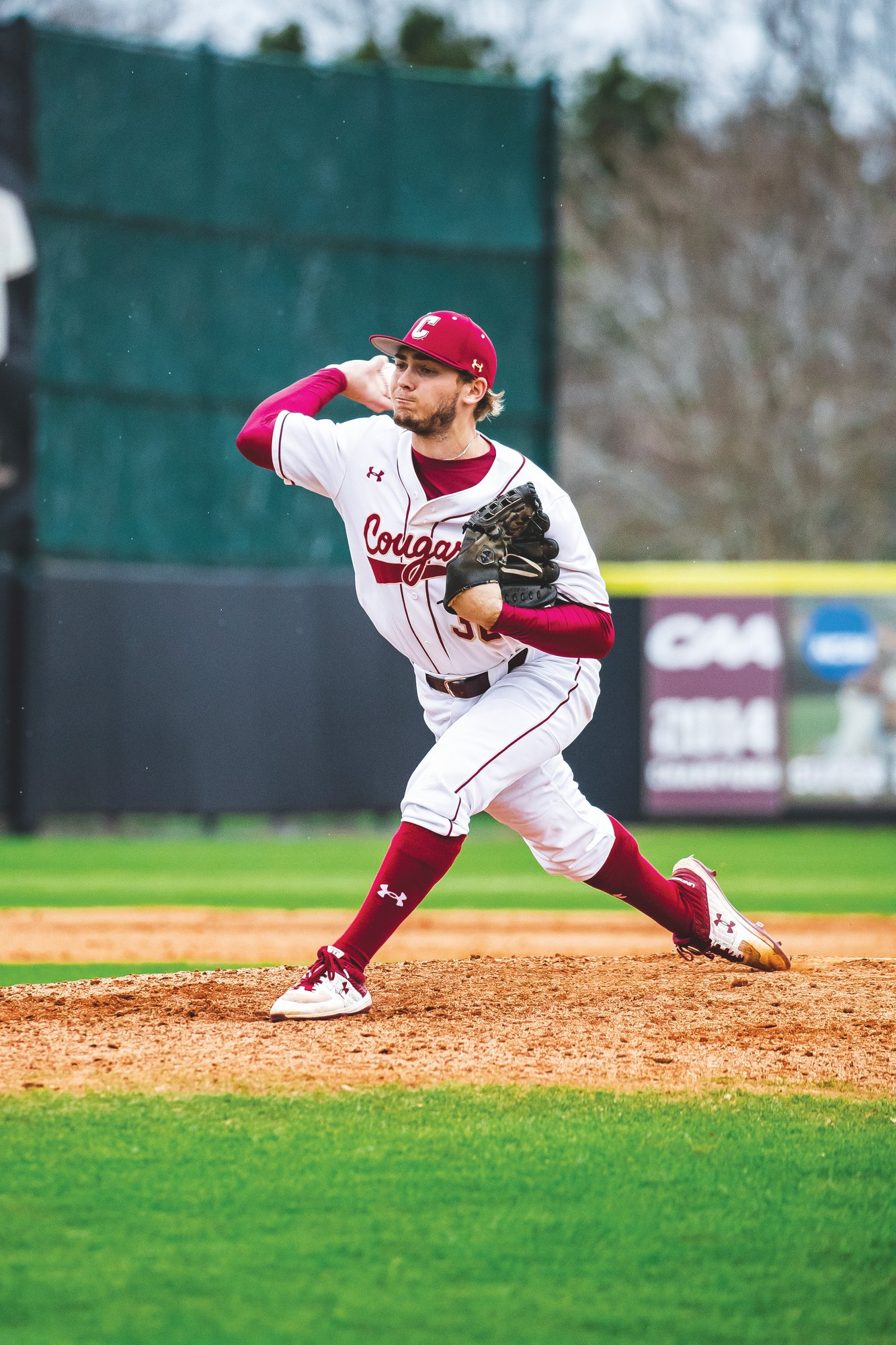 Former Sumter pitcher Tradd James has the opportunity to return to College of Charleston next year if he so chooses after his senior season was cancelled this spring due to the coronavirus.