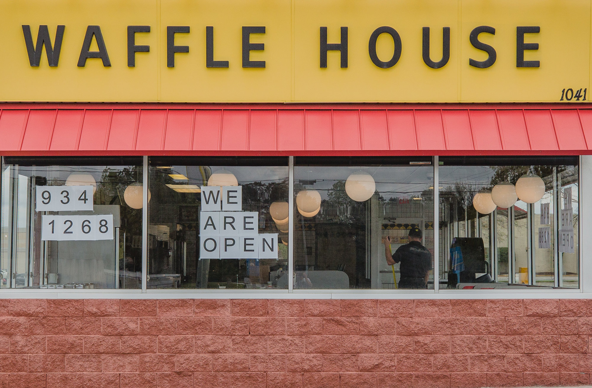 Usually Always Open Waffle House Closes 418 Locations Tri County Chains Remain Open For To Go Orders The Sumter Item