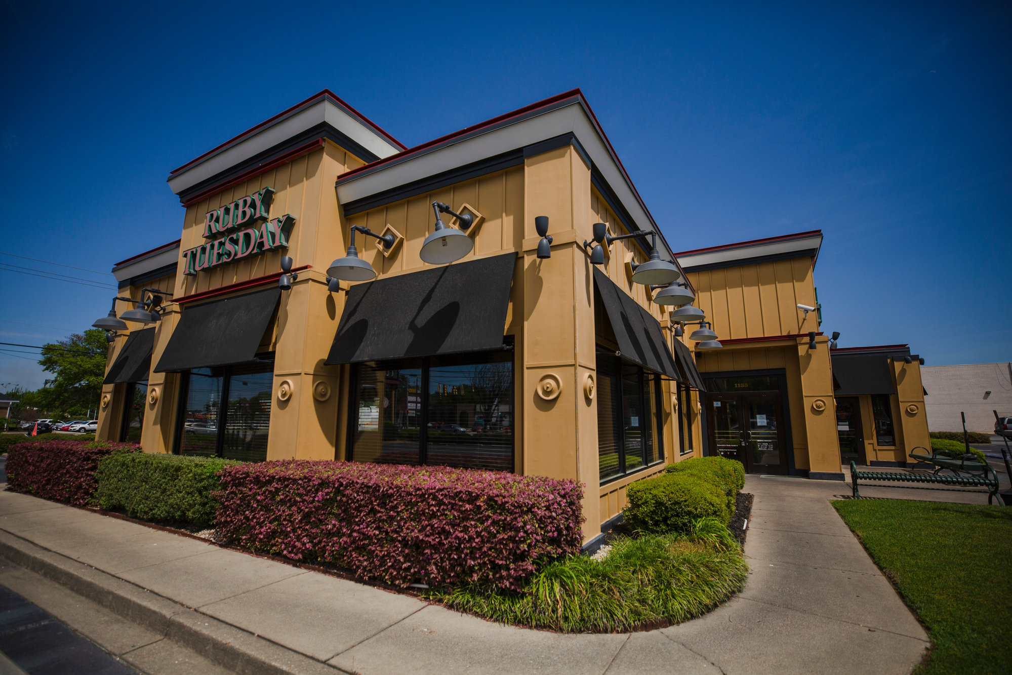 Ruby Tuesday, 1135 Broad St., has closed.