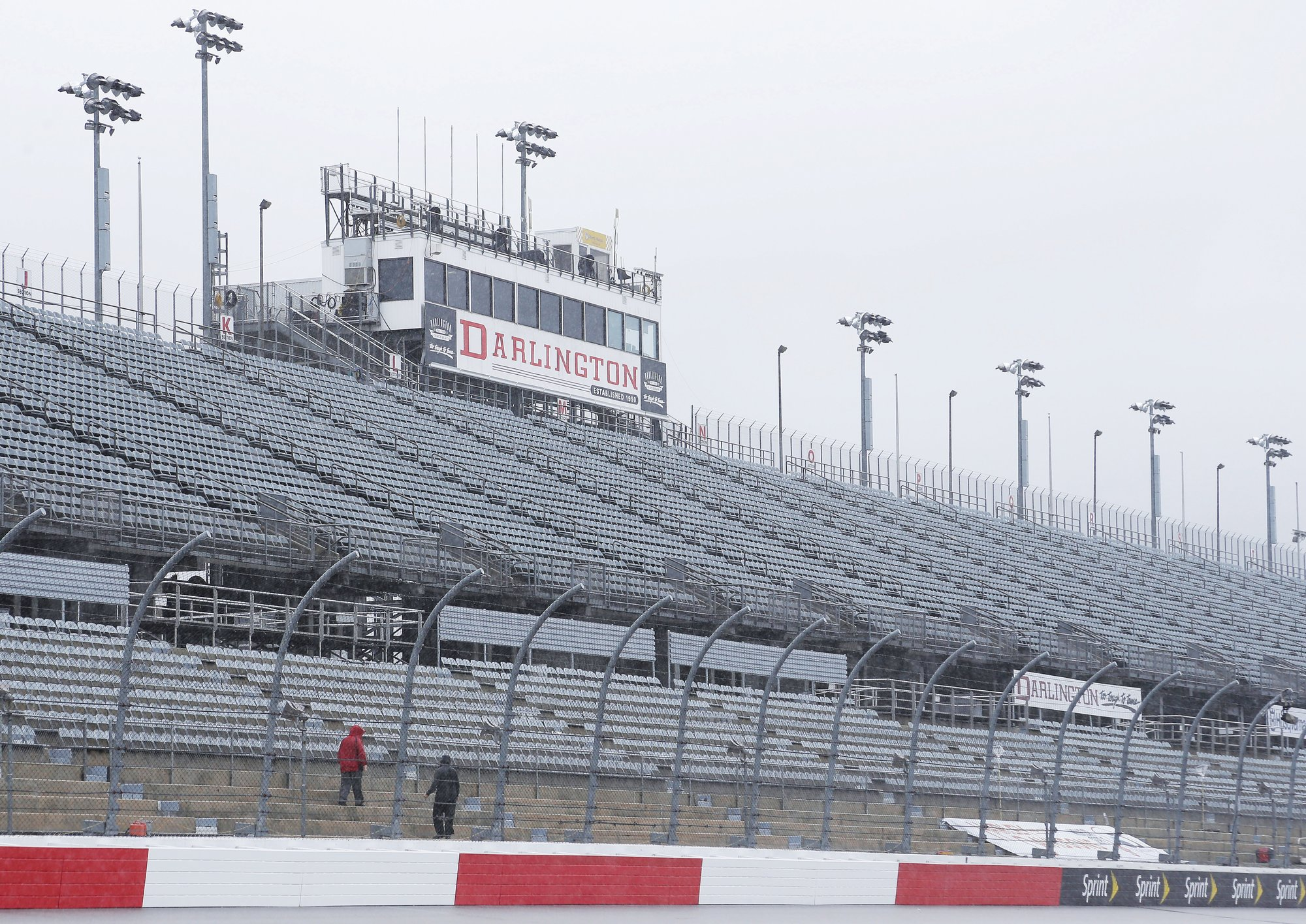 NASCAR says it will resume its season without fans present starting Sunday at Darlington Raceway in South Carolina.