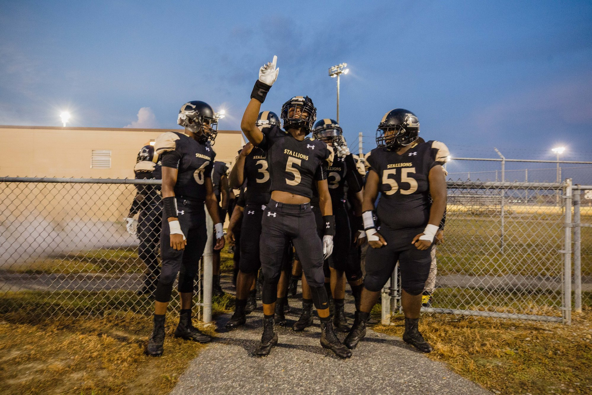 Lee Central High School will meet next week to discuss when its football team can return to action after sports were put on hold by the coronavirus pandemic.