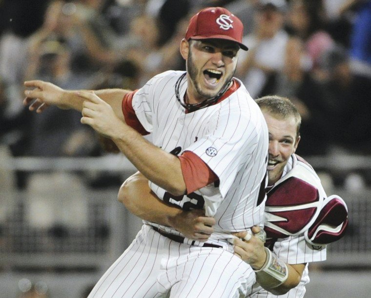 Sumterite and former USC closer Matt Price was the third leading vote getter for relief pitcher on ESPN's Greatest All-Time College Baseball Team.