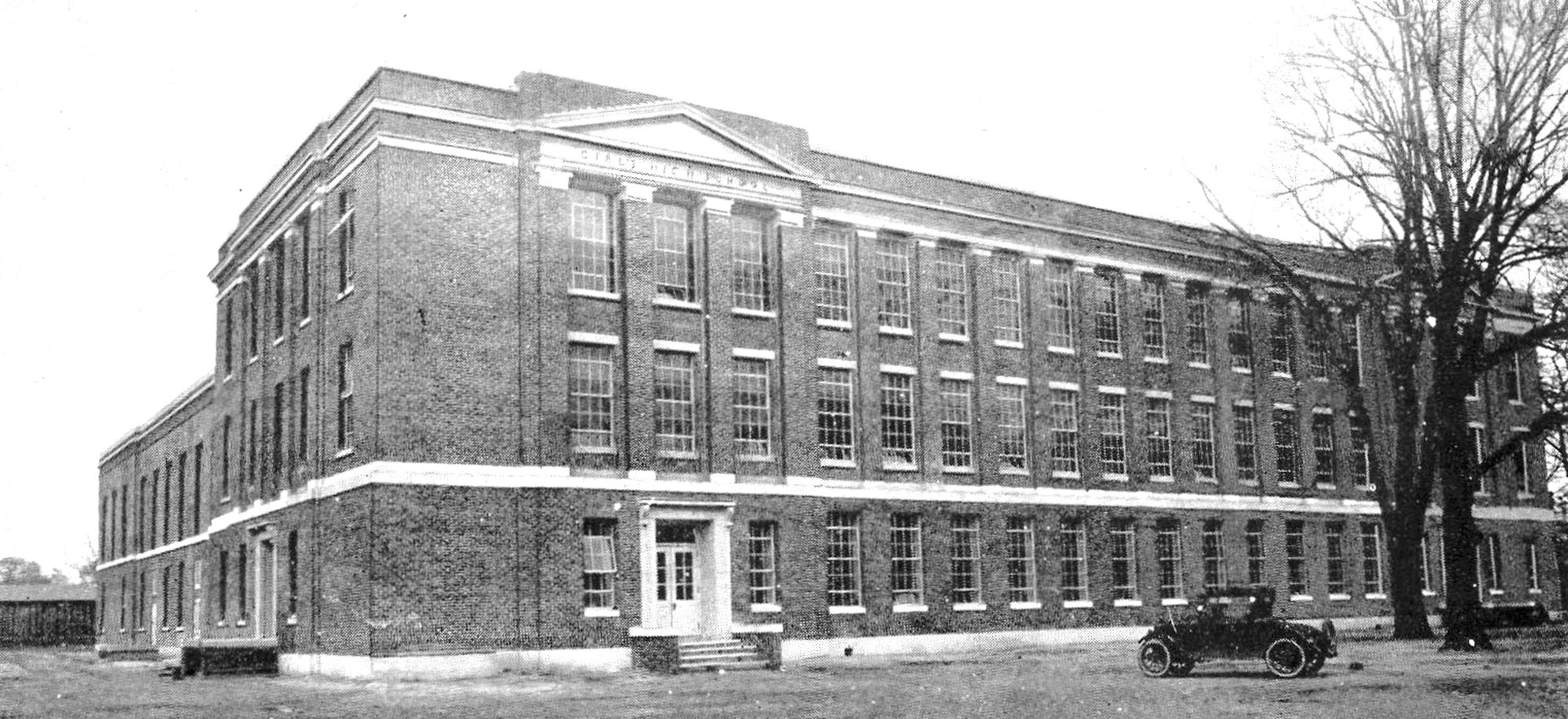 Girls' High School was started in the 1870s in Sumter as a public school.