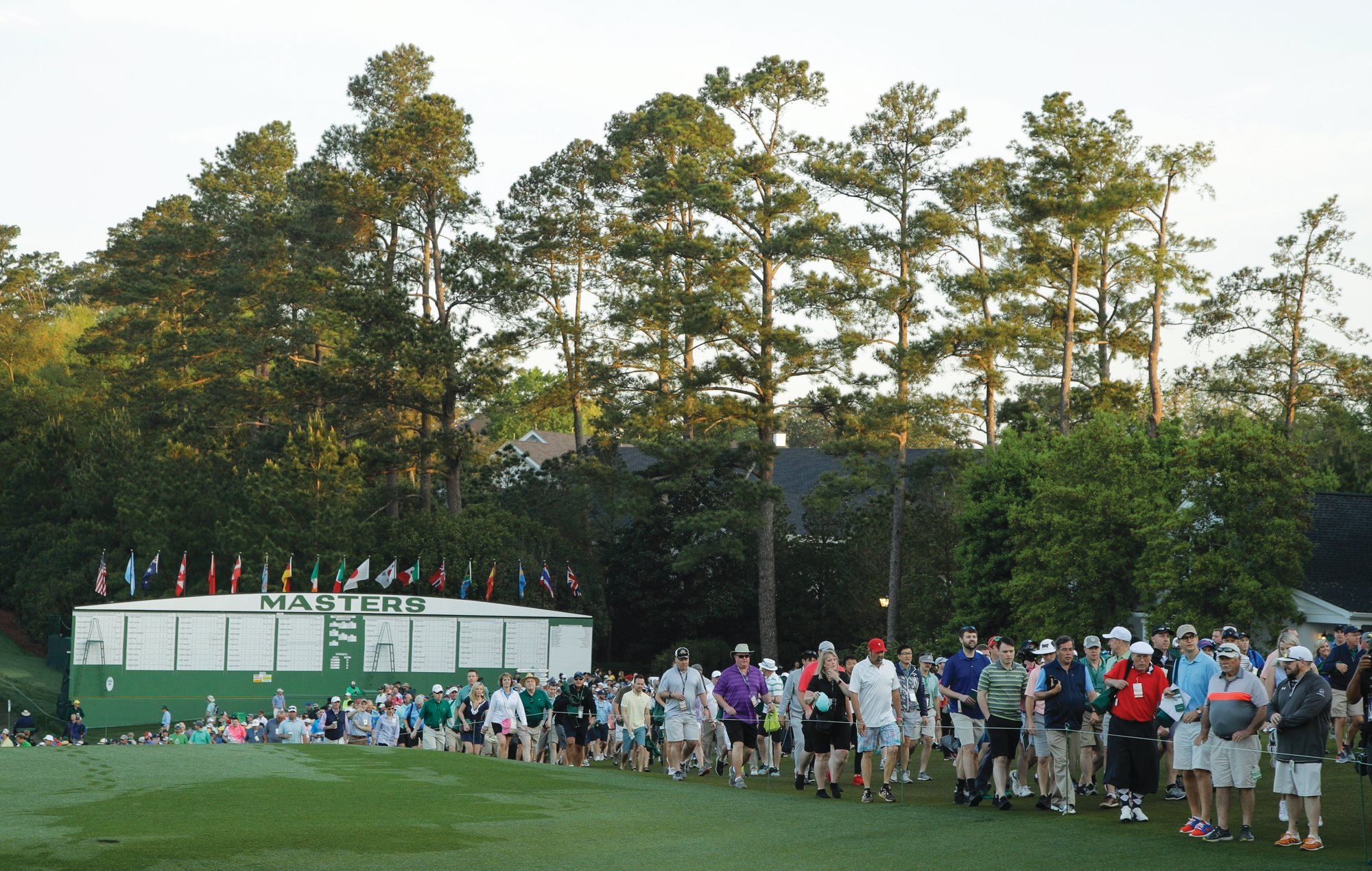 The Masters, the major known as much for the roars of the crowd as the raw beauty of Augusta National, will be on mute this year. The club decided Wednesday, Aug. 12, 2020, there will be no spectators.
