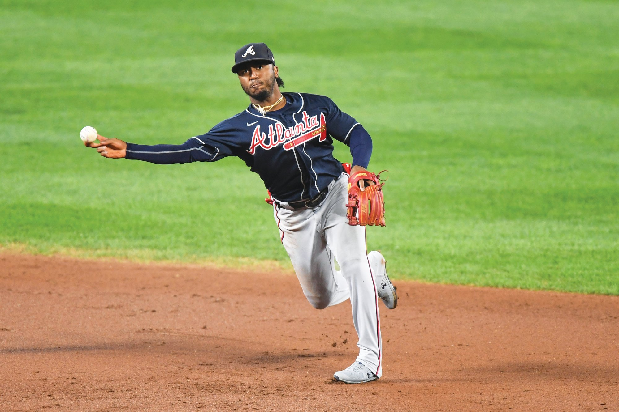If Atlanta makes the National League playoffs and wins its first-round series, Ozzie Albies and his Braves teammates will have the opportunity to play in the bubble.