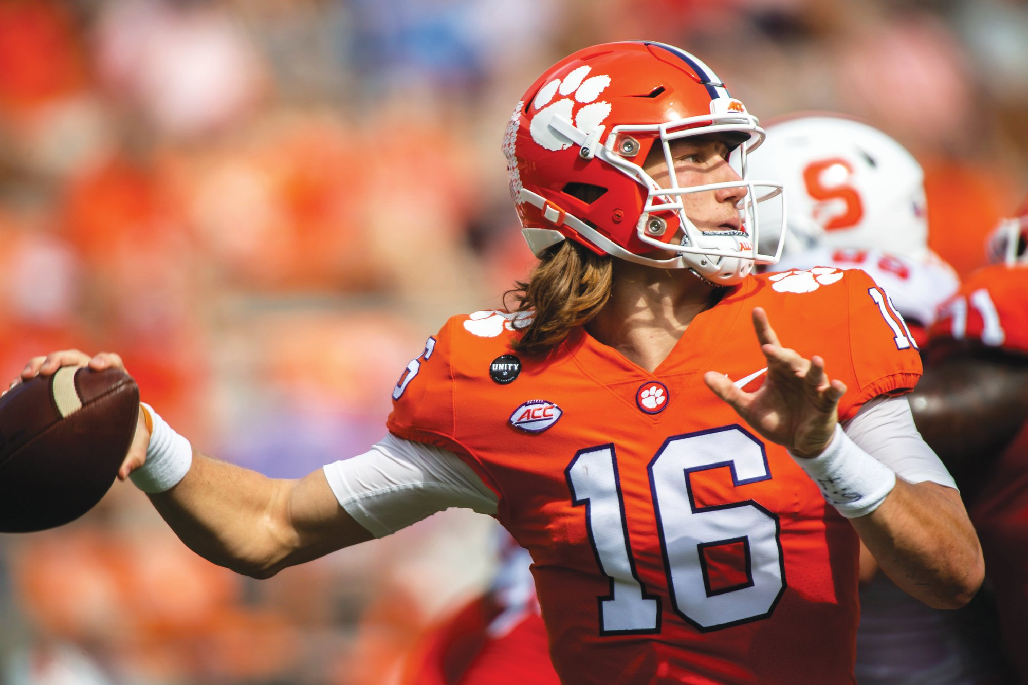 No. 1 Clemson faces Boston College without QB Lawrence   The ...