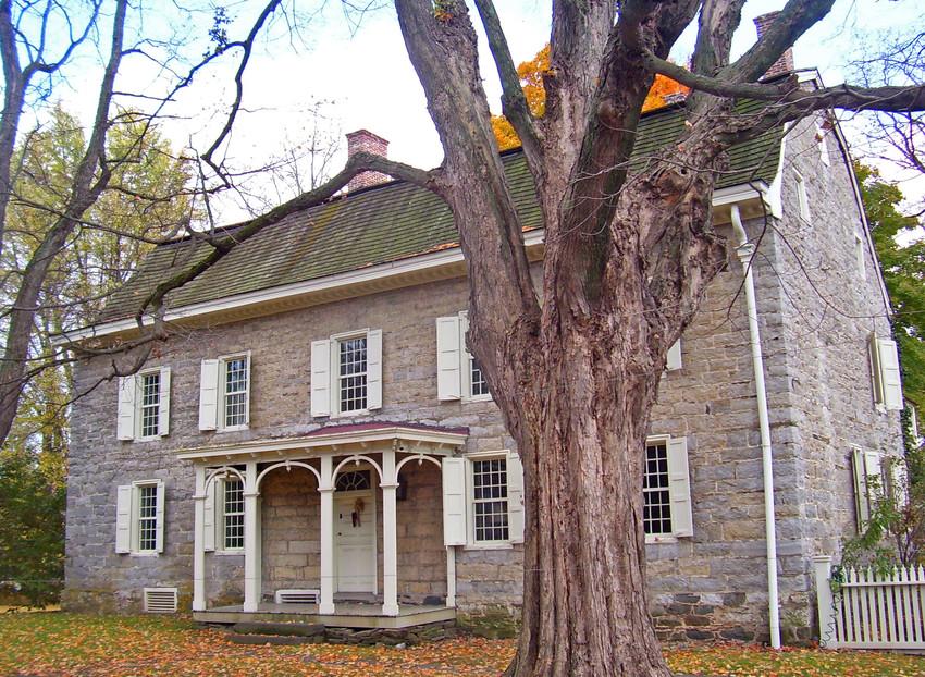 Wynkoop House in Stone Ridge