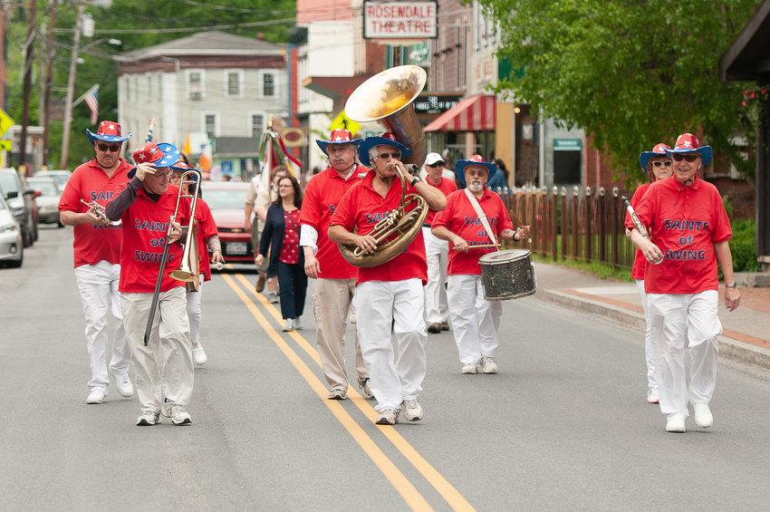 Rosendale Memorial Day Parade 2018 file photo
