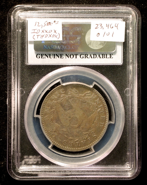1794 flowing hair half dollar for sale.