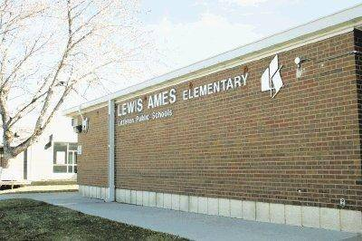 Ames Elementary School is at 49 percent capacity, officials said. The Centennial school has been declining in enrollment for the past 23 years. Photo by Holly Cook