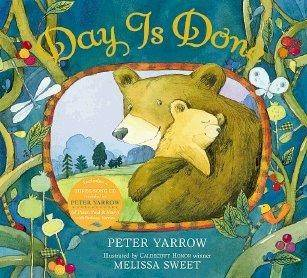 """Day is Done"" is a new book by Peter Yarrow, who will appear in Highlands Ranch. Courtesy photo"