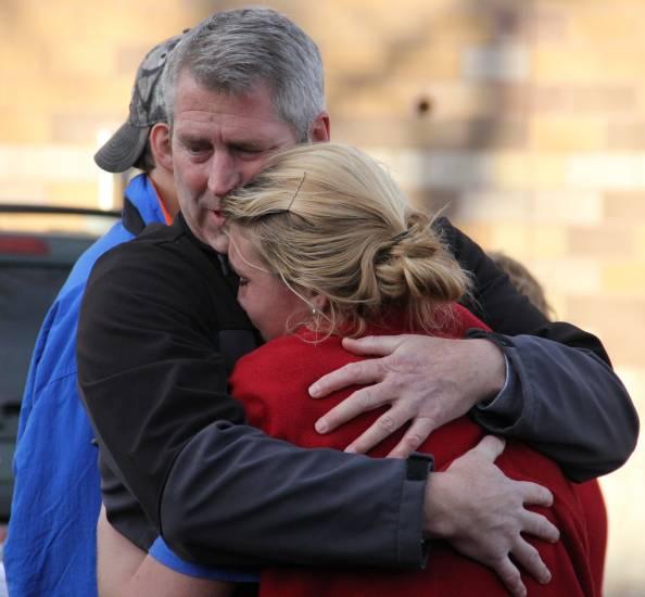 Student Shot, Gunman Dead At Arapahoe High