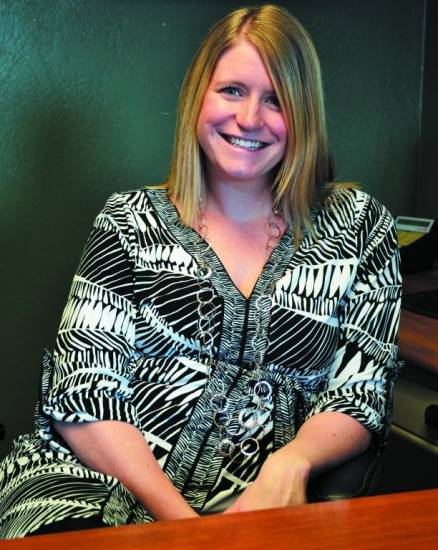Kami Welch became the Arvada Chamber of Commerce president Dec. 1. She comes to Arvada from the Brighton Chamber of Commerce.