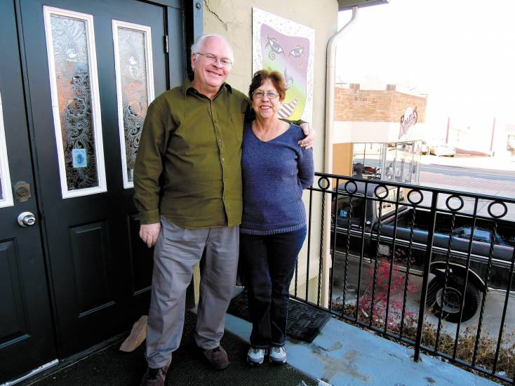 Charley and Donna Ault are closing the doors on the Festival Playhouse Theater in Olde Town Arvada after 23 years.