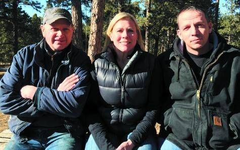 Rick Nearhoof, Jayme McConnellogue and PJ Langmaid are running for the Black Forest Fire Protection Board.