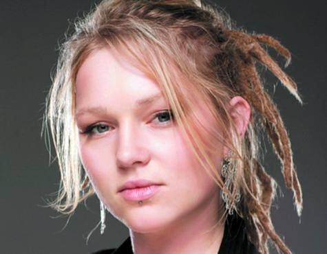 "Former ""American Idol"" star Crystal Bowersox is coming to the Tri-Lakes Center for the Arts for a concert on May 2. This is a photo when Bowersox performed on ""The Tonight Show with Jay Leno."""