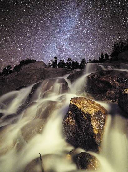 Mike Berenson of Littleton will discuss techniques for processing nightscapes such as this one for the Englewood Camera Club on May 13.