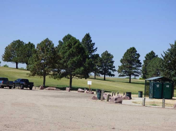 Adams County will invest more than $1.7 million in Rotella Park renovations – which include expanding and repaving the parking lot and adding bathrooms.