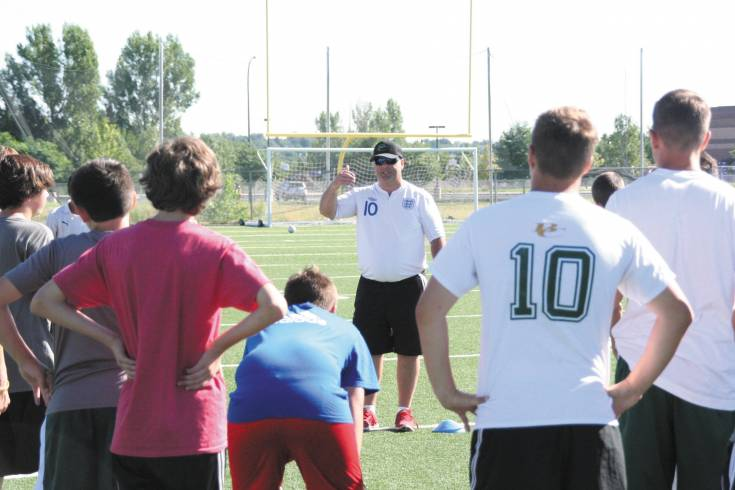 Bear Creek soccer is tired of finishing in the middle of the pack. Players have worked extra hard this summer and coach Chuck Nour thinks he has the recipe to take the Bears to the top of the mountain in 5A Jeffco this season.