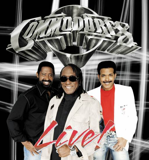 The Commodores will sing blues and Motown music at the Taste of Colorado.