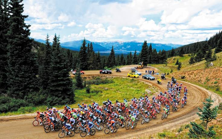 As many as 15,000 people could be at the start of the Woodland Park Stage of the USA Pro Cycling tour on Aug. 22.