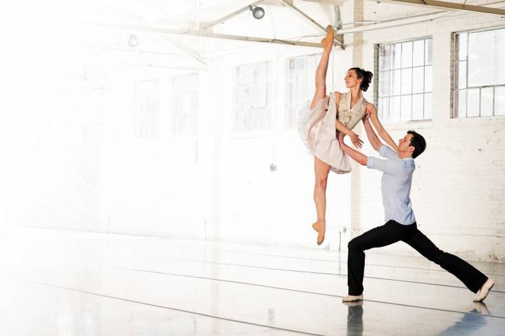 "The Wonderbound dance company will perform ""Enduring Grace"" on Oct. 18-19 at the PACE Center in Parker. Courtesy photo"