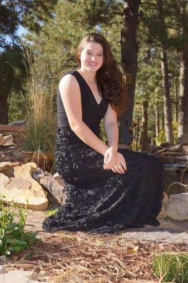 Taylor Llewellyn, a 17-year-old Chaparral High School senior and pom-pon girl died Oct. 23 after a head-on collision while driving north of Franktown.