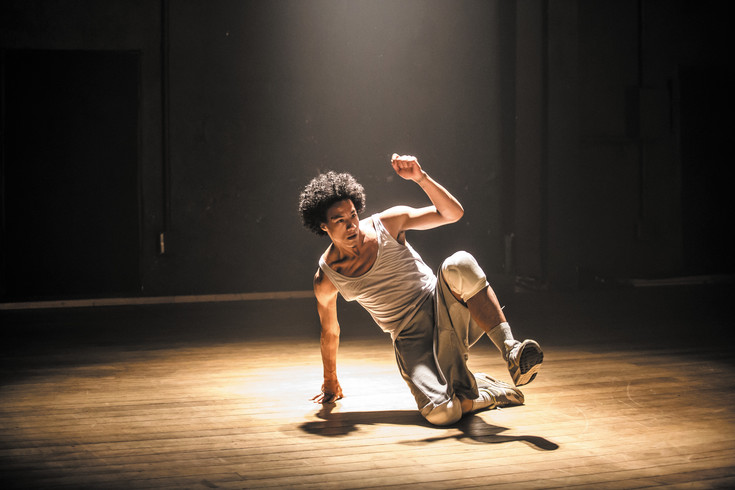 Companhia Urbana de Danca, a Rio de Janeiro, Brazil-based dance company, will perform during the free Civic Center event of Biennial of the Americas on July 17. Courtesy photo.