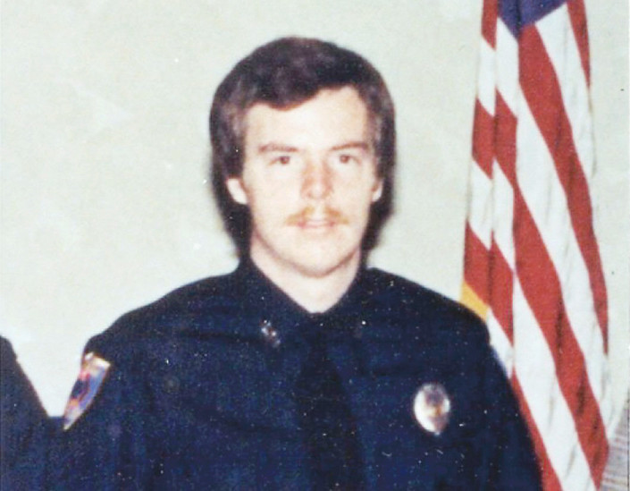 Michael Northey, an Arvada Officer, was killed in the line of duty in 1973 while pulling over a drunk driver. In 1996, members of the police department decided to honor his memory with a scholarship and financial foundation that can give back to students and the families of fallen or injured officers. Courtesy photo