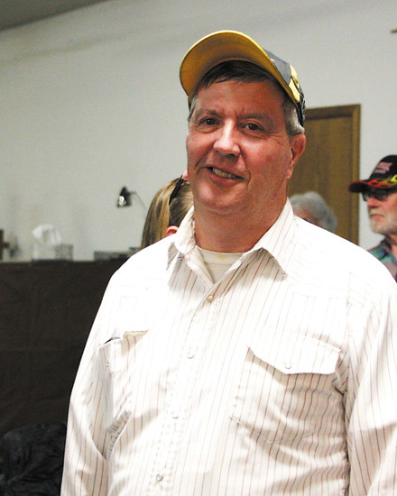 Eric Whitman, of Kiowa, is still undecided about who will receive his primary vote.