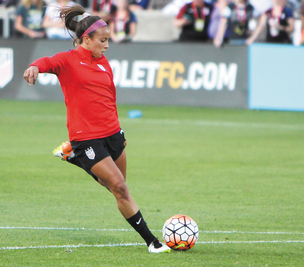 Local standouts take field for national teamLocal standouts take field for national team