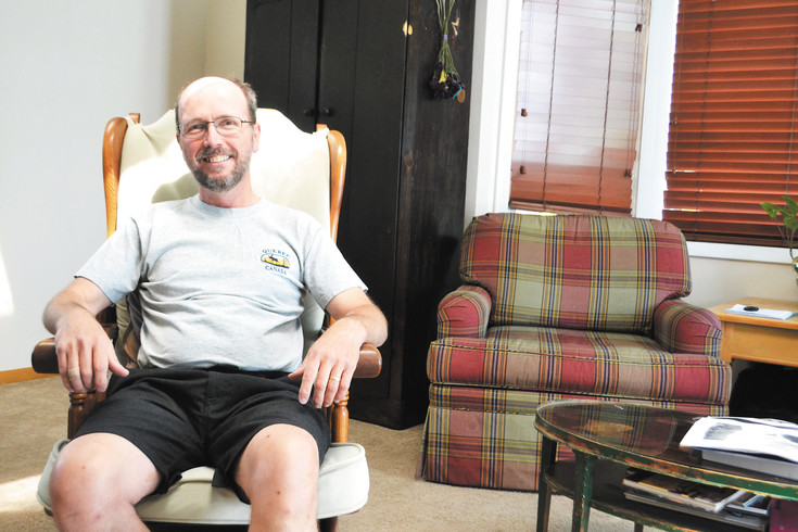 Sitting in his daughter's home off Yarrow Street in north Arvada, Gerry Gallick tells the story of how he was diagnosed with a rare incurable blood disease, Erdheim Chester's Disease.
