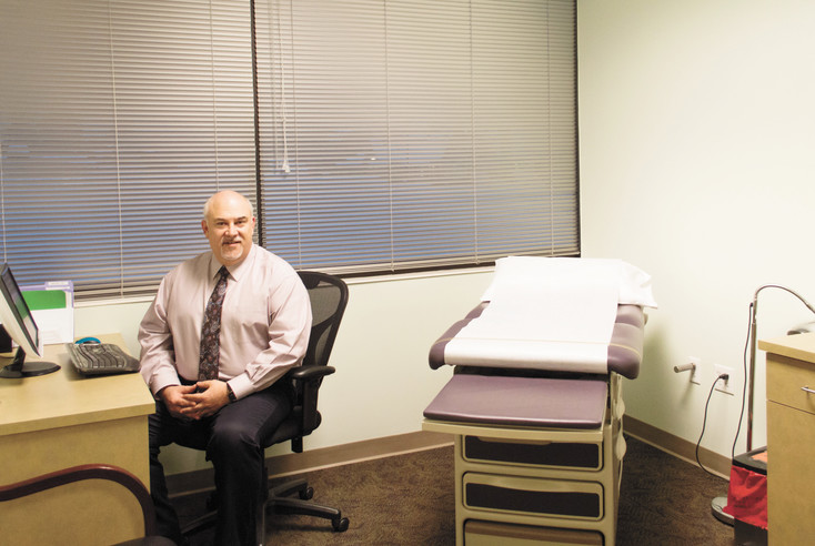 Dr. Mignoli's private practice has recently changed his practice from small primary care to concierge primary care to focus more on his patients and less on charts and insurance. He says that though he makes less money, he is happier than ever before.