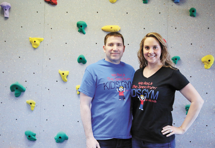 Amy and Abe Woszczynski are the owners of We Rock the Spectrum.