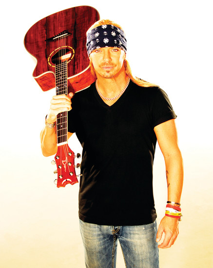 Rock musician and reality television star Bret Michaels was recently announced as the main attraction for the Parker Days kickoff concert on June 8. Parker Area Chamber of Commerce spokeswoman Sara Crowe says ticket sales for the event are already exceeding last year's numbers. COURTESY PHOTO