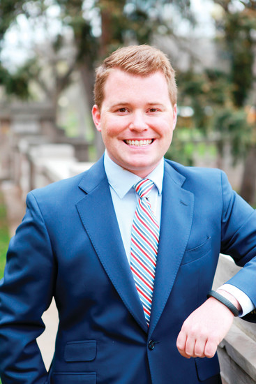 Sam Bailey, 27, is the new CEO and president of the Jefferson County Economic Development Corporation (Jeffco EDC). One of the responsibilities of the role is to serve as the economic development concierge for businesses in Jefferson County. Courtesy photo