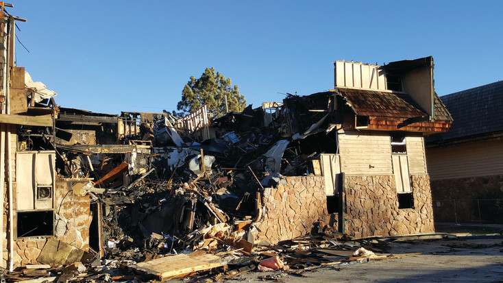 Creative Treatment Options, Inc. was one of the businesses affected by the Jan. 2, 2016 fire at the Scenic Heights Professional Building at 6245 Wadsworth Blvd.