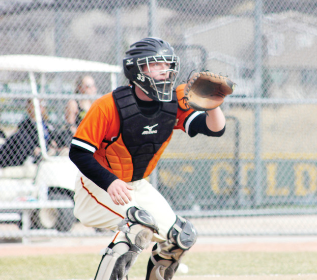 "Lakewood senior catcher Casey O'Neill, a Colorado Colorado Springs recruit,  says catching has changed. ""As pitchers get better, catchers have to get better. As you get better umpires, it's less about receiving and more about how you hit as a catcher and how you control the field."""