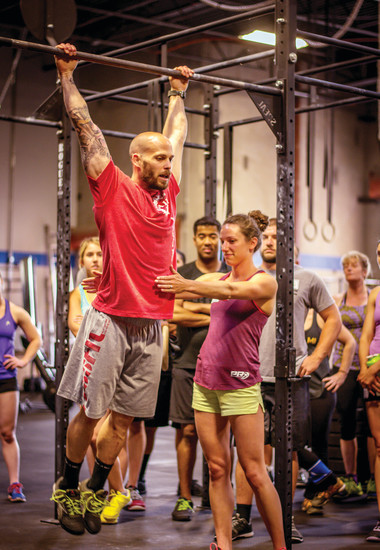 Getting stronger in body and stronger in faith are the dual goals of Littleton's Faith Rx'd. The organization mixes faith and fitness in its meetings and camps.