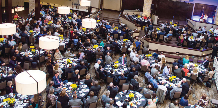 Centennial's annual State of Our City speech was given on April 13.