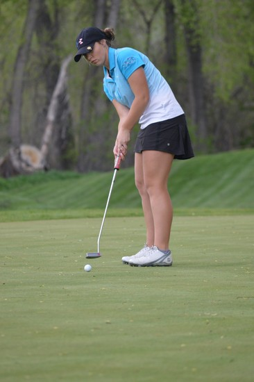 Ralston Valley senior Jordan Remley is one of the individual favorites heading into the Class 5A state golf championships on May 22-23 at The Club at Rolling Hills. Remley took medalist honors at the 5A Western Regional tournament and will lead a solid Mustangs team that is seeking the school's first state team golf championship.