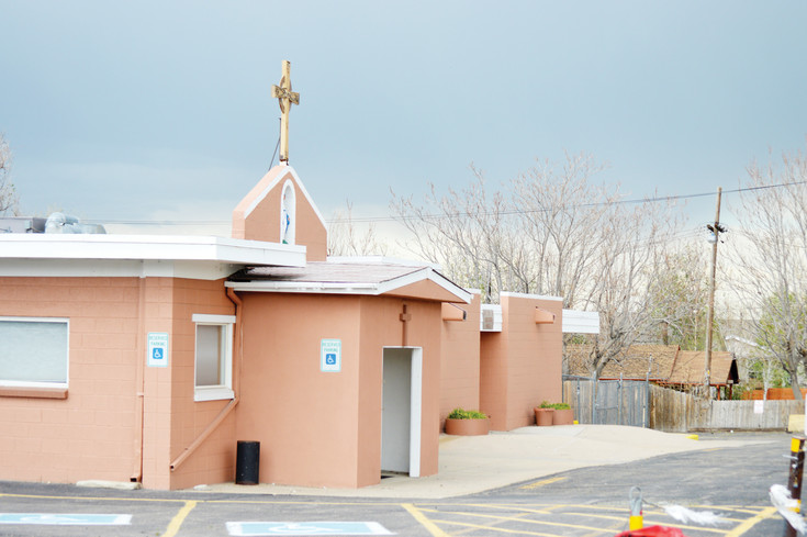 Our Lady of Visitation was built in 1952 on donated land. In recent years, it drew about 100 parishioners who came from across the Front Range. The last Mass was in April.