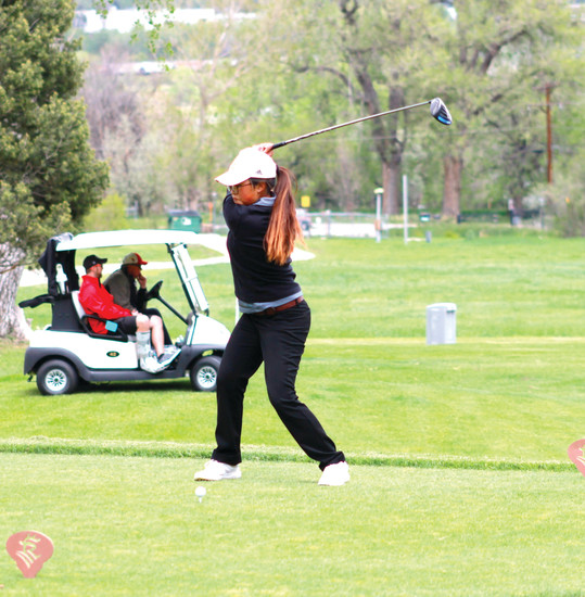 Rock Canyon's Amelia Lee is the Colorado Community Media South Metro Girls Golfer of the Year.