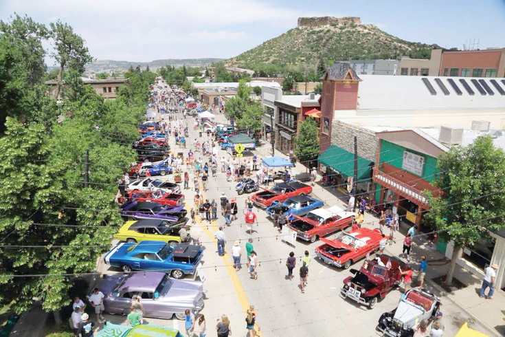 The ninth annual Classic Rock Cruise In car show will close downtown streets in Castle Rock on June 16 and June 17. The event typically has more than 300 entries and expects to sell out this year.