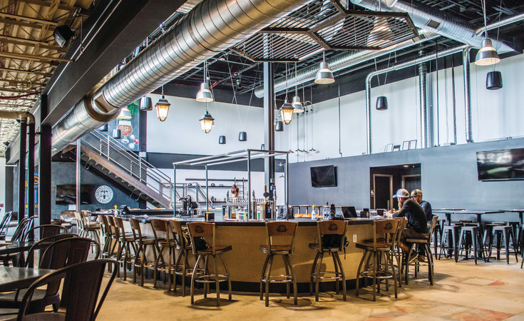 Grist Brewing Company recently opened up a new brewery location at the entertainment district in Lone Tree.